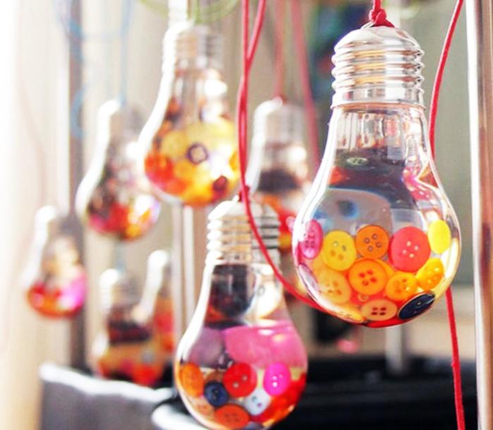 5 потрясающих идей по повторному использованию перегоревшей лампочки