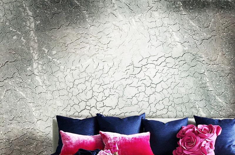 Краска декоративная для стен