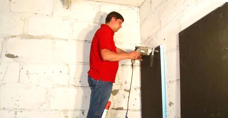 Монтаж может выполнить даже человек без строительного опыта
