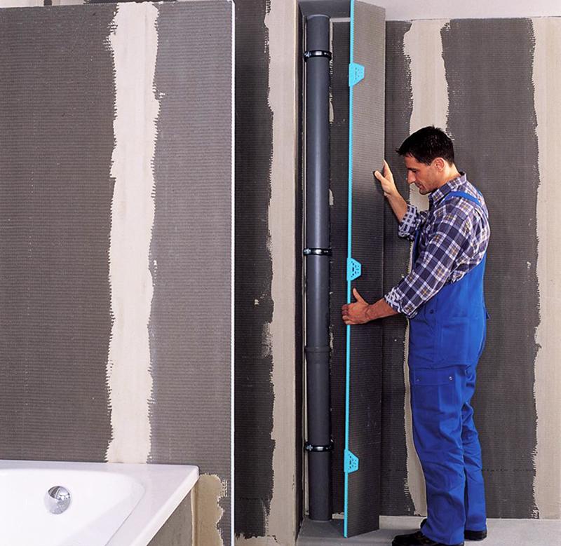 Панели – идеальное средство для выравнивания и утепления стен