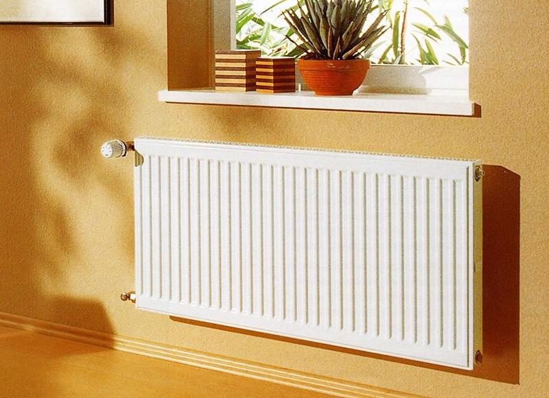 Каждый радиатор дополнительно оснащён конвектором с п-образными рёбрами
