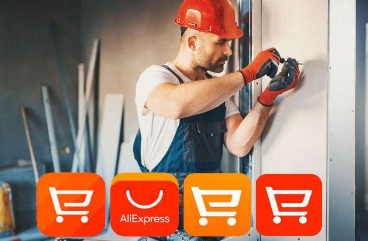 Топ-5 полезных инструментов для ремонта от Aliexpress