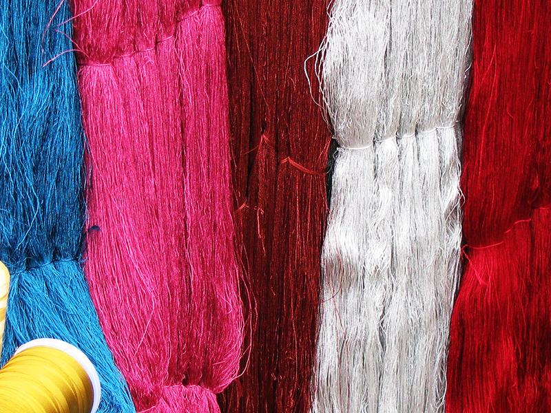 Искусственно сделанные волокна из натурального сырья