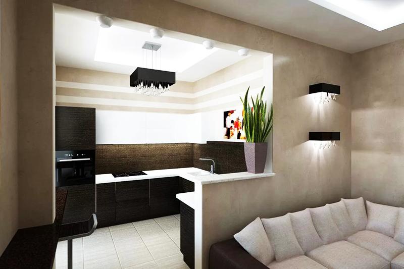 Чтобы в квартире появилось свободное место, необходимо убрать хотя бы одну стену