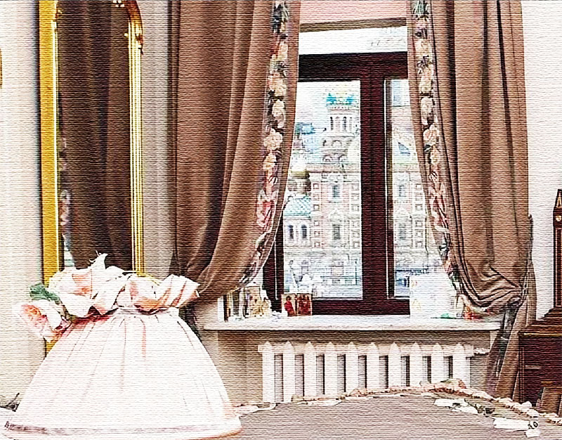 Анастасия Мельникова и её дом