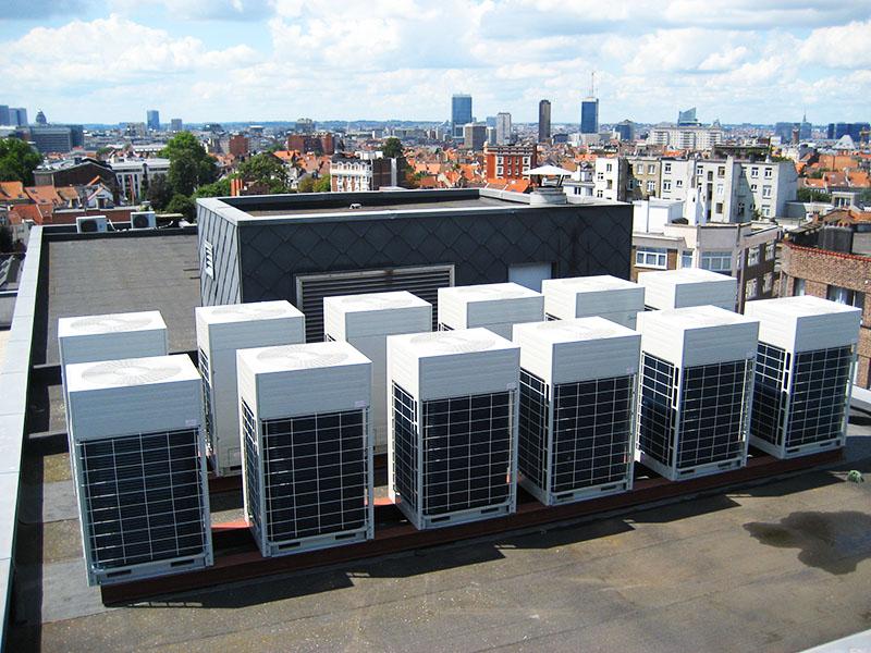 Такие устройства весят сравнительно немного и могут устанавливаться на крышах