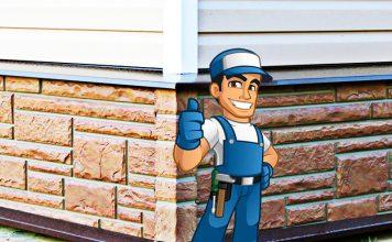 Цокольные панели для наружной отделки дома