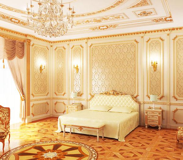 Ах, эти 90-ые - роскошные интерьеры квартир и дома певицы Маши Распутиной