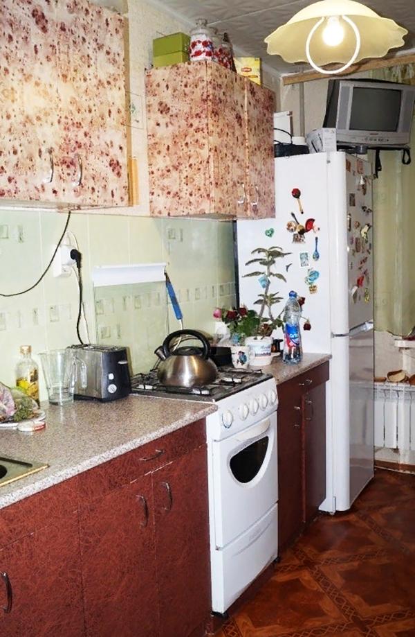 Как из старой кухни сделать новую