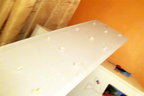 Как крепить панели ПВХ к стене и потолку - секреты мастера