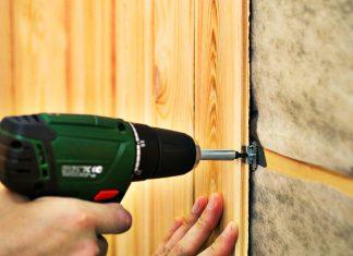 Как крепить панели ПВХ к стене и потолку