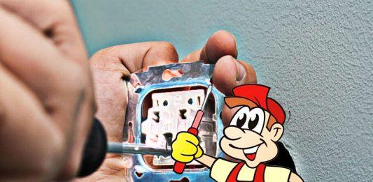 Как подключить двойной выключатель
