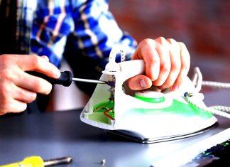 Как самостоятельно отремонтировать утюг