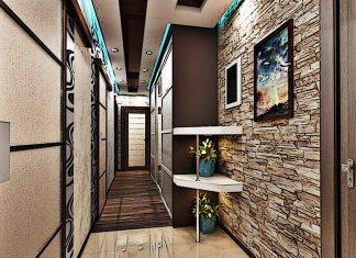 Как спланировать узкий коридор
