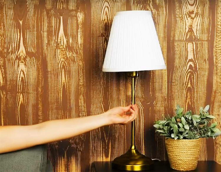 Имитация получится очень натуралистичной, особенно если вы будете использовать близкие к настоящему дереву оттенки
