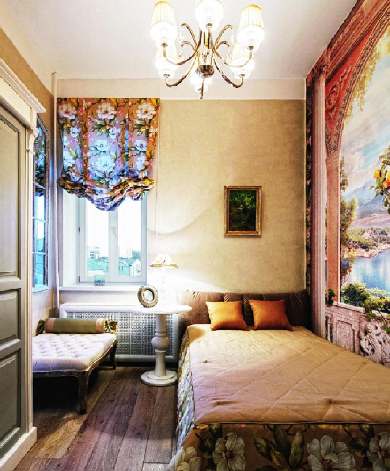 Обновлённый интерьер квартиры вызвал бурю восторга у Ирины Алфёровой