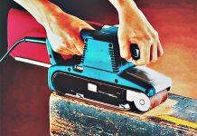Ленточная шлифовальная машина: как выбрать, рейтинг лучших моделей