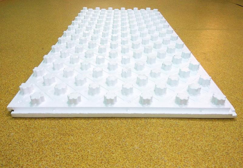 Форма и расположение бобышек каждым производителем разрабатывается индивидуально