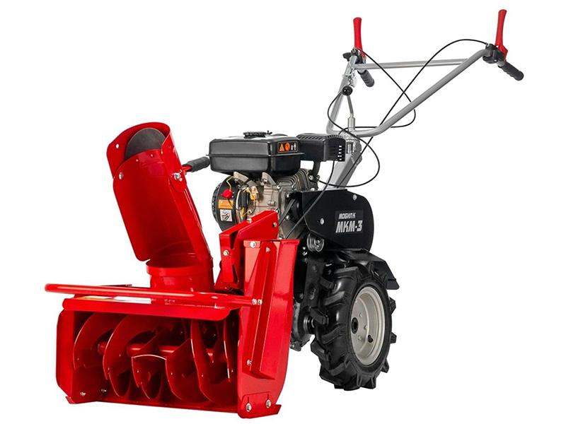 Стоят снегоуборочные насадки дороже другого оборудования, и работа с ними требует определённых усилий