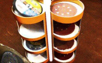 Органайзер для дисков болгарки