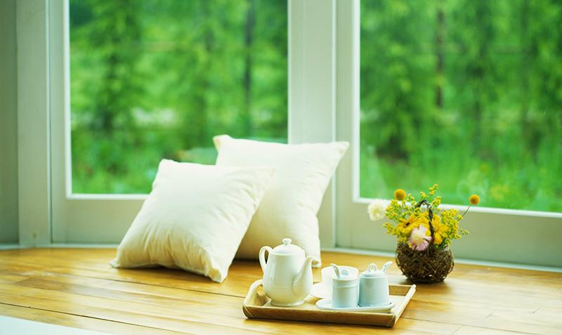 Правильно установленные пластиковые окна позволят наслаждаться домашним уютом
