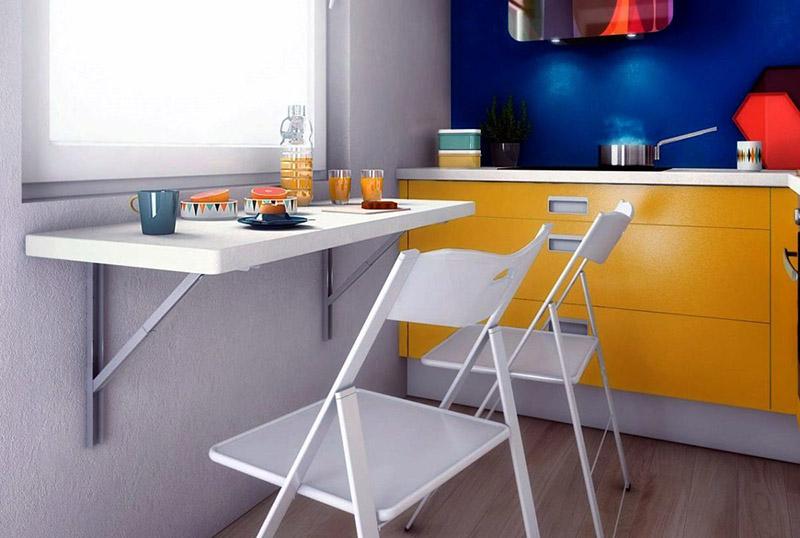 Многообразие раскладных обеденных столов осложняет выбор