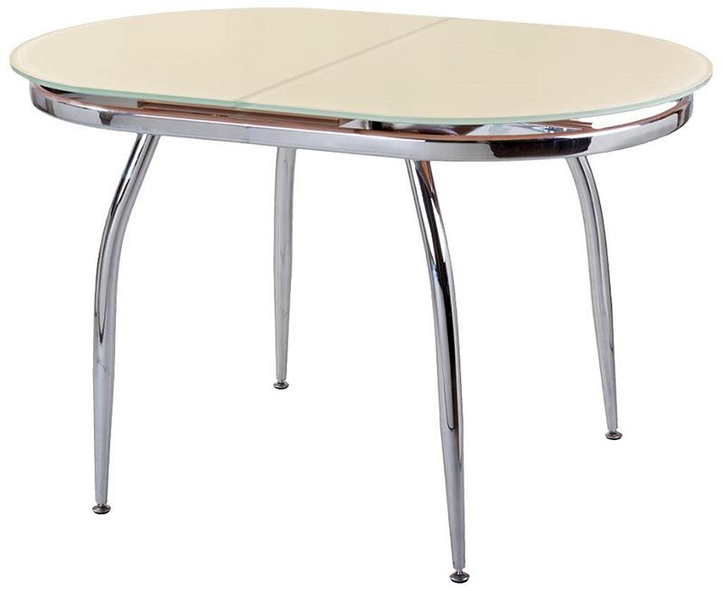 Такой стол отлично подойдёт для кухни в современном стиле