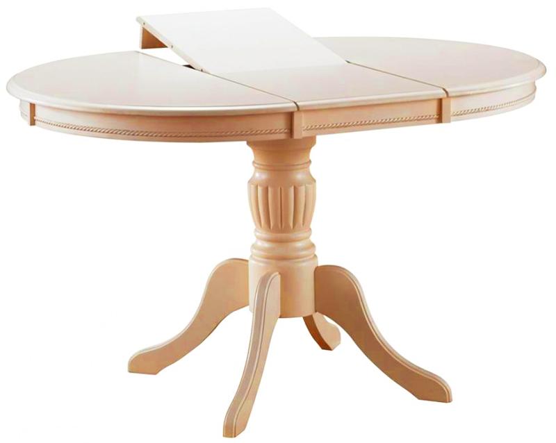 Круглый стол превращается в овальный