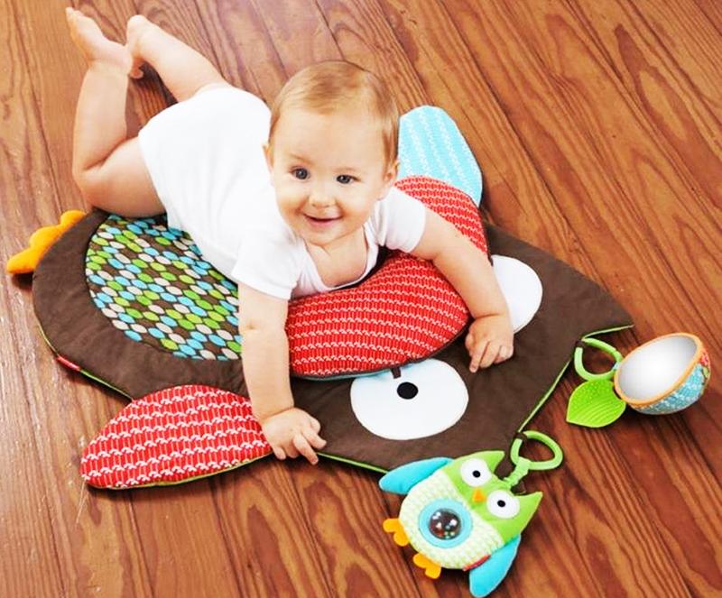 Если есть игрушки с наполнителями – важно, чтобы чехлы не могли порваться