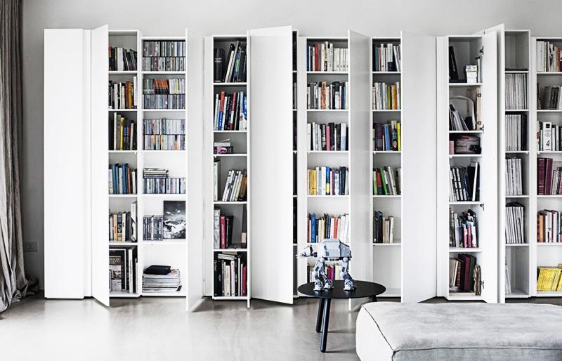 Современный вариант домашней библиотеки