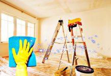 Уборка после ремонта: нюансы
