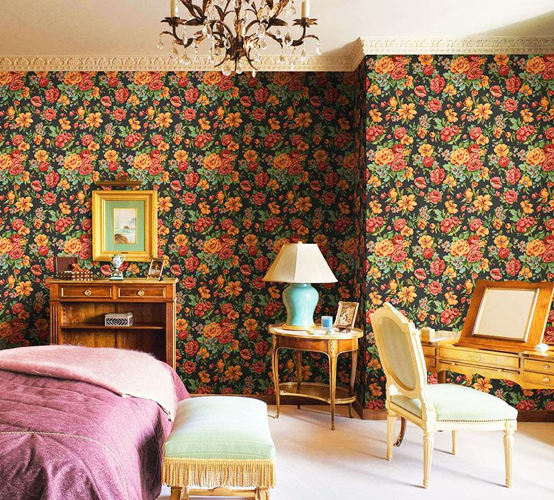 Шелковые, велюровые, фетровые вариации превратят вашу комнату в роскошный зал для приёмов