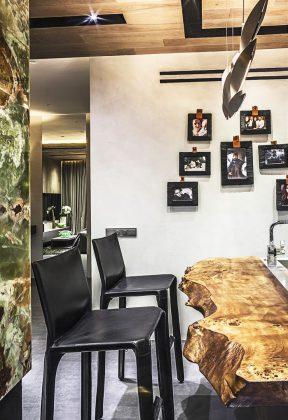 Преображение убогой двушки в роскошные апартаменты артиста Владимира Стеклова