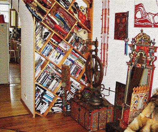 Где живёт Андрей Смоляков во время самоизоляции