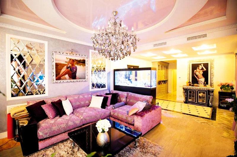 Анна Семенович и её квартира