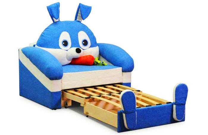 Детское кресло-кровать: модели, выбор