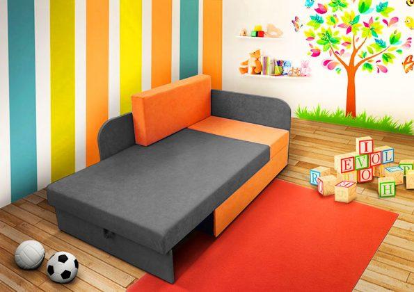 Детское кресло-кровать – выбор модели для мальчиков и девочек