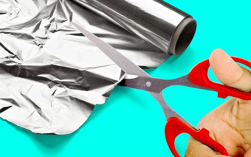 Недорогой способ быстро привести в форму лезвия ножниц