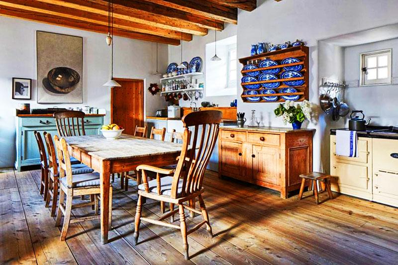 Идеи обустройства идеальной кухни