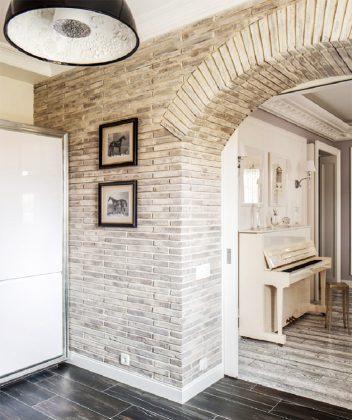 Эволюция интерьера в огромном особняке и московских апартаментах Ирины Салтыковой