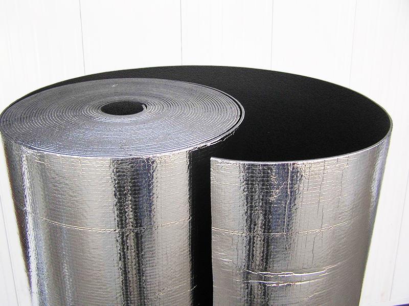 Фольгированный слой бывает с одной и двух сторон