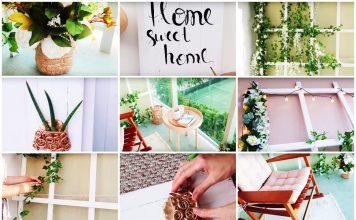 Как превратить скучный серый балкон в место для романтического отдыха. Идеи озеленения, оформления и подбора аксессуаров. Пошаговый мастер-класс с подробным описанием.