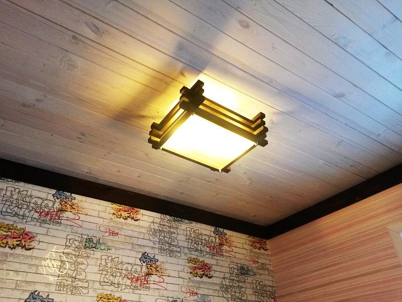 Оргстекло используется в качестве светорассеивающего фильтра