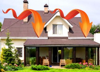 Как состыковать крышу пристройки и дома