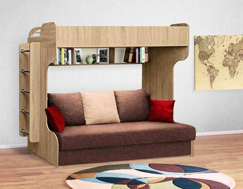 Мебель, особенно для детской, не должна иметь острых углов