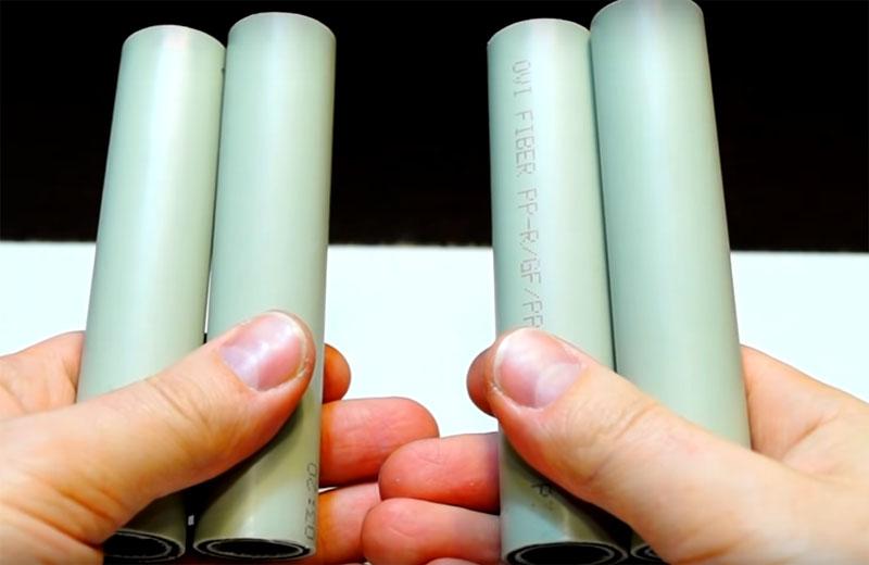 Таких отрезков потребуется тоже 4 штуки. По задумке, у лампы будет 2 ножки, соединённых между собой общей стойкой и плафоном
