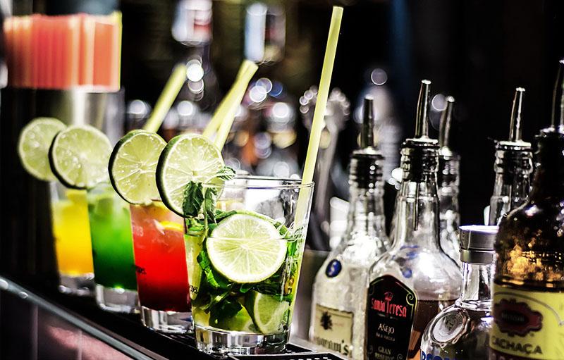 Все эти напитки хороши сами по себе и являются основными ингредиентами для многих коктейлей