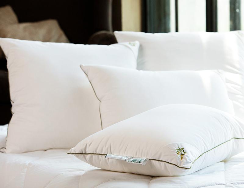 При выборе подушки обращайте внимание на качество и экологичность материала