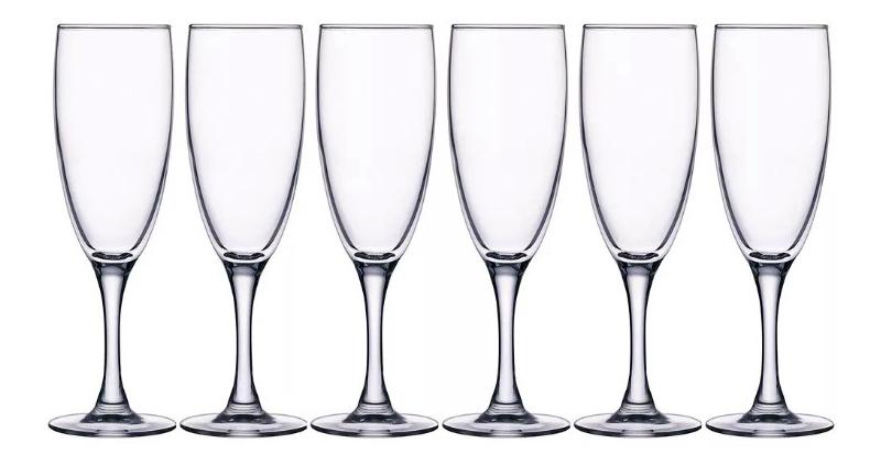 Такие бокалы не разобьются, если упадут со стола на пол, а если такое случается (особенно, способствует такому керамогранитный пол), то у осколков нет острых краёв