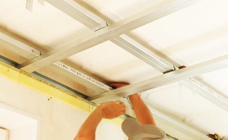 Шумоизоляция потолка в квартире своими руками: технология выполнения работ, популярные материалы, отзывы